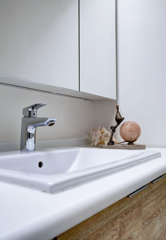 Ca2 Design Interieur Nouvelle Vie Pour Une Salle De Bain 8m2